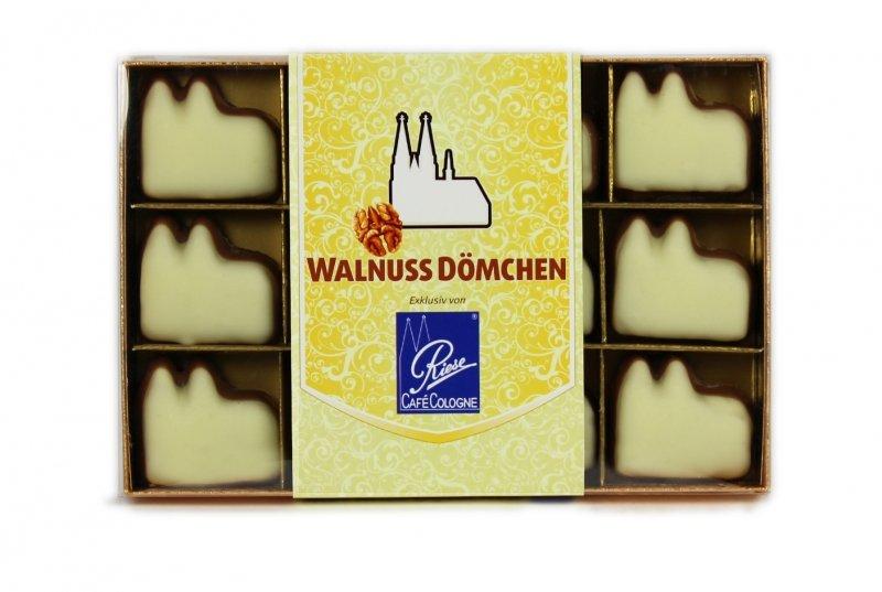 Walnuss - Dömchen 12er Packung 160g